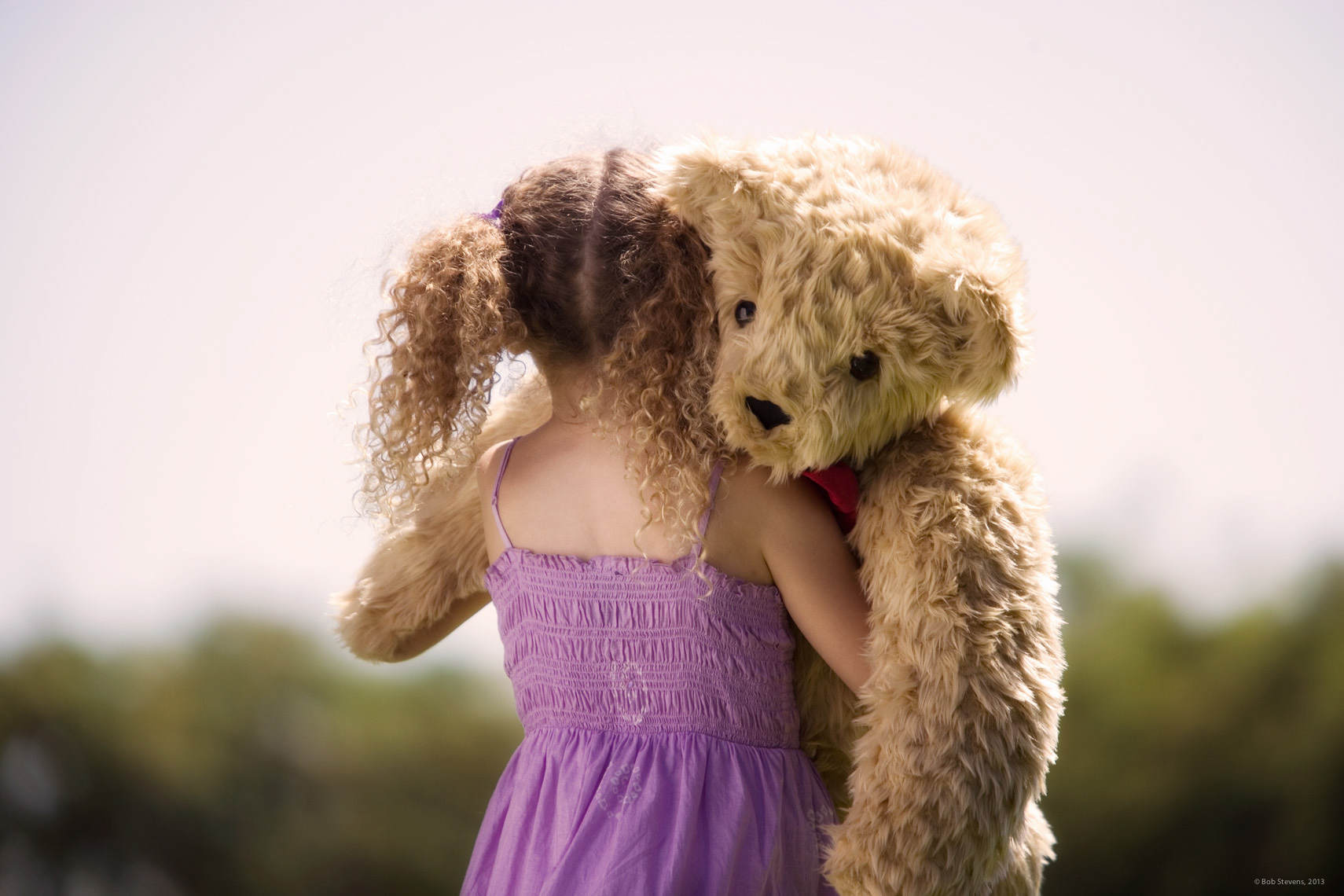 Bob Stevens 05_Girl with Teddy Bear.jpg